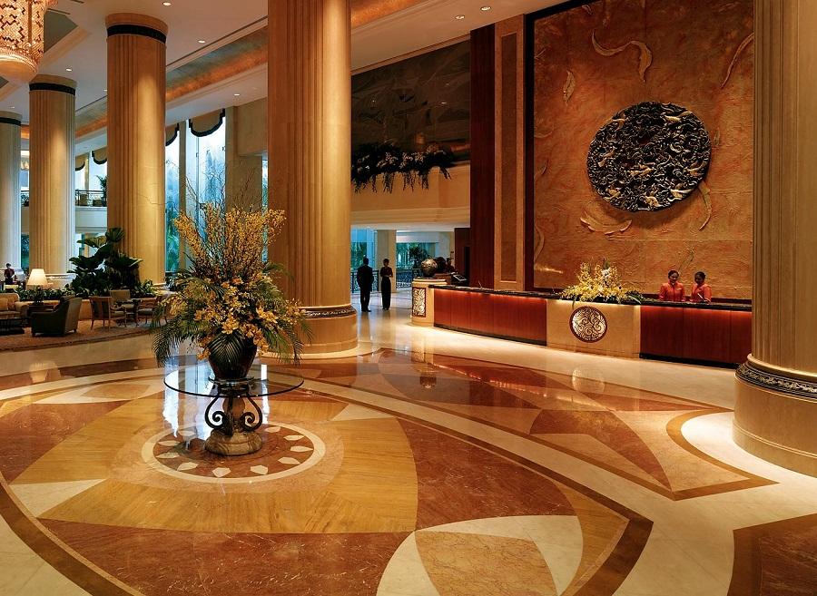 chụp khách sạn đẹp