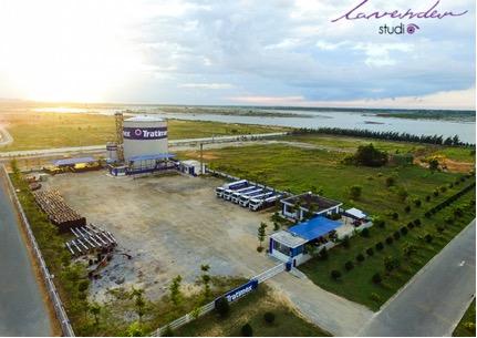 Dịch vụ chụp hình flycam công trình dự án