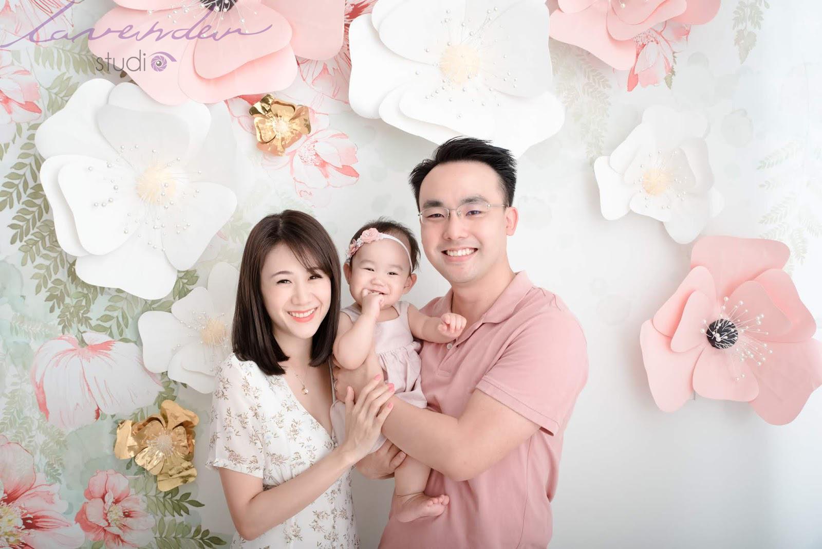 chup hình mẹ và bé cùng gia đình tphcm