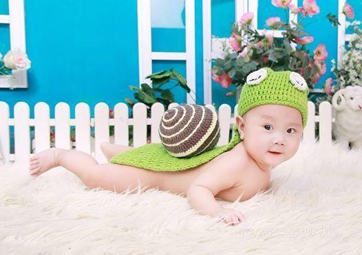 Studio Lavender - Chụp ảnh nghệ thuật cho bé 2