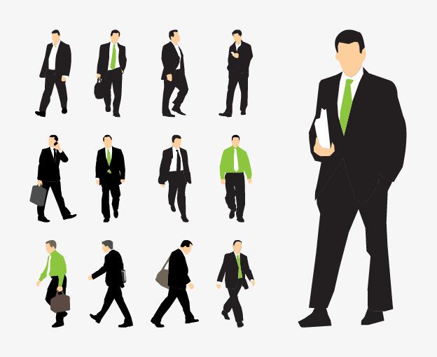 Chọn lựa trang phục chụp ảnh nam doanh nhân