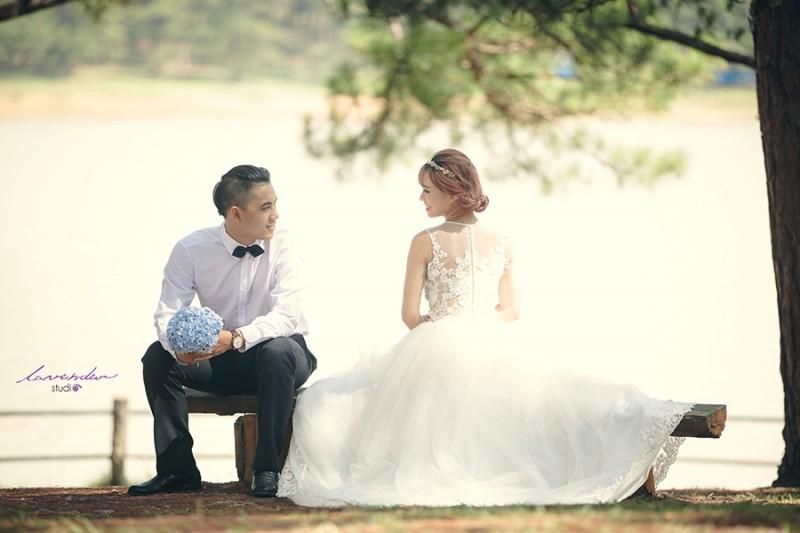 Studio chuyên quảng cáo chụp hình cưới