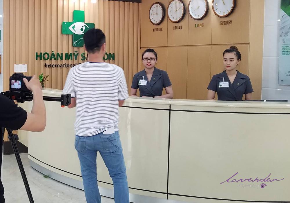 Dịch vụ sản xuất phim quảng cáo tại Hồ chí Minh