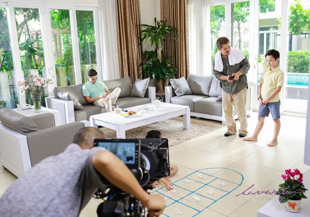 Công ty quay phim quảng cáo chuyên nghiệp