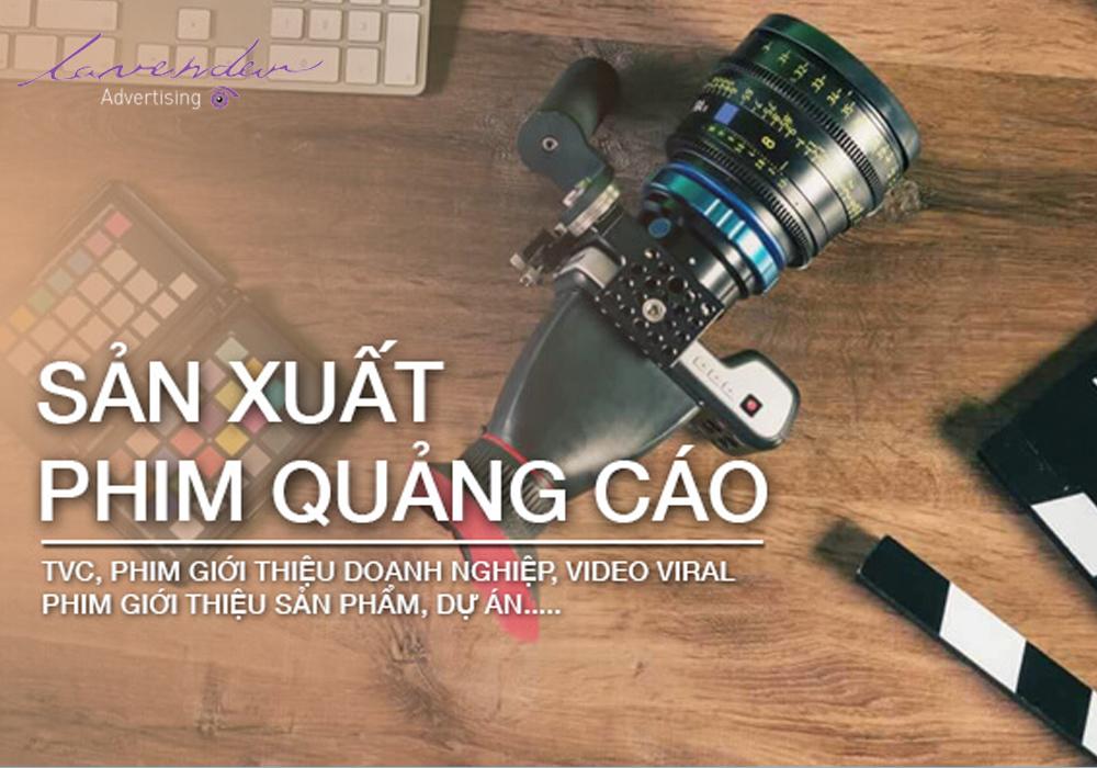 Chuyên làm phim quảng cáo tại Tphcm