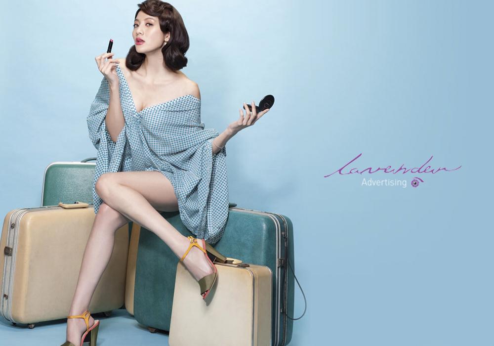 Tuyển người mẫu chụp hình quảng cáo