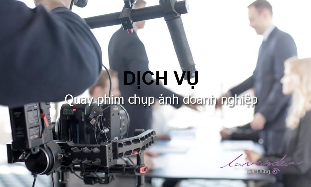 quay phim chụp ảnh doanh nghiệp chất lượng