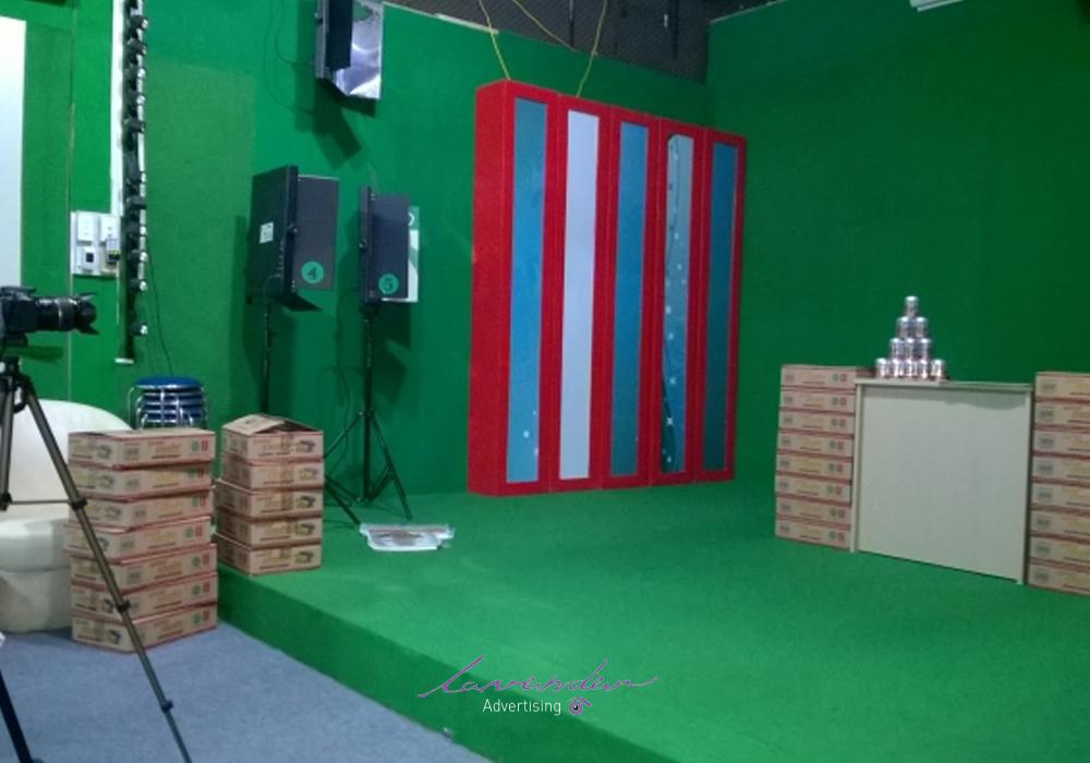 studio quay phim quảng cáo tại Tphcm