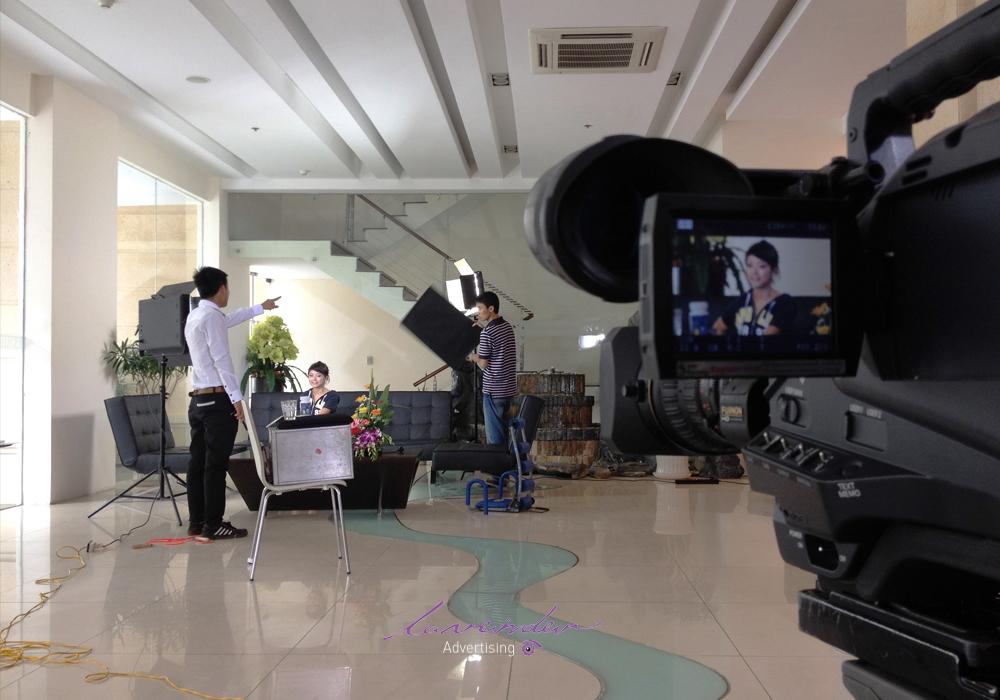 studio quay phim quảng cáo giá rẻ