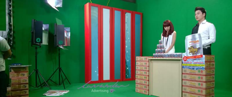 studio quay phim quảng cáo