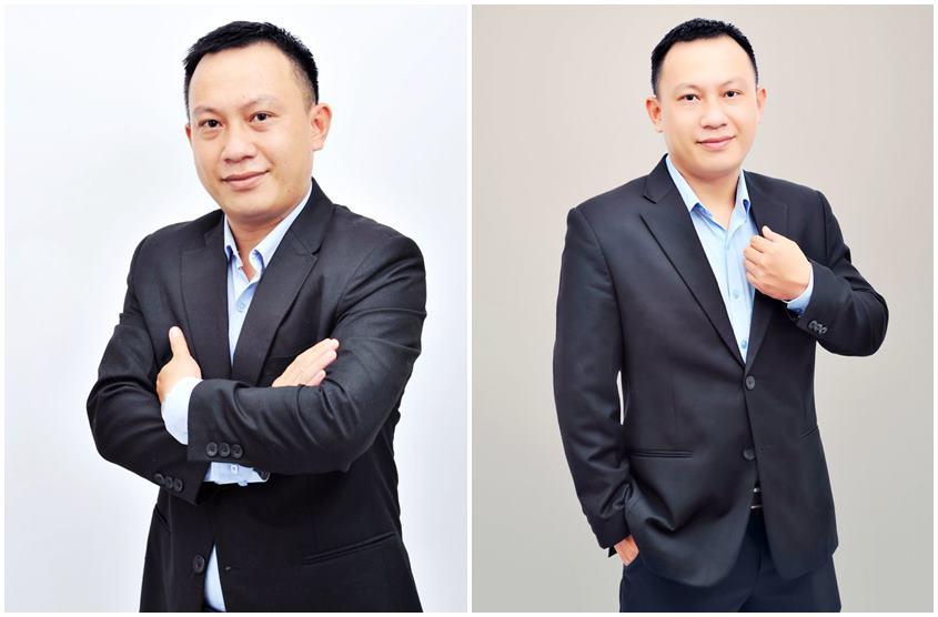 Chụp ảnh chân dung doanh nhân sang trọng
