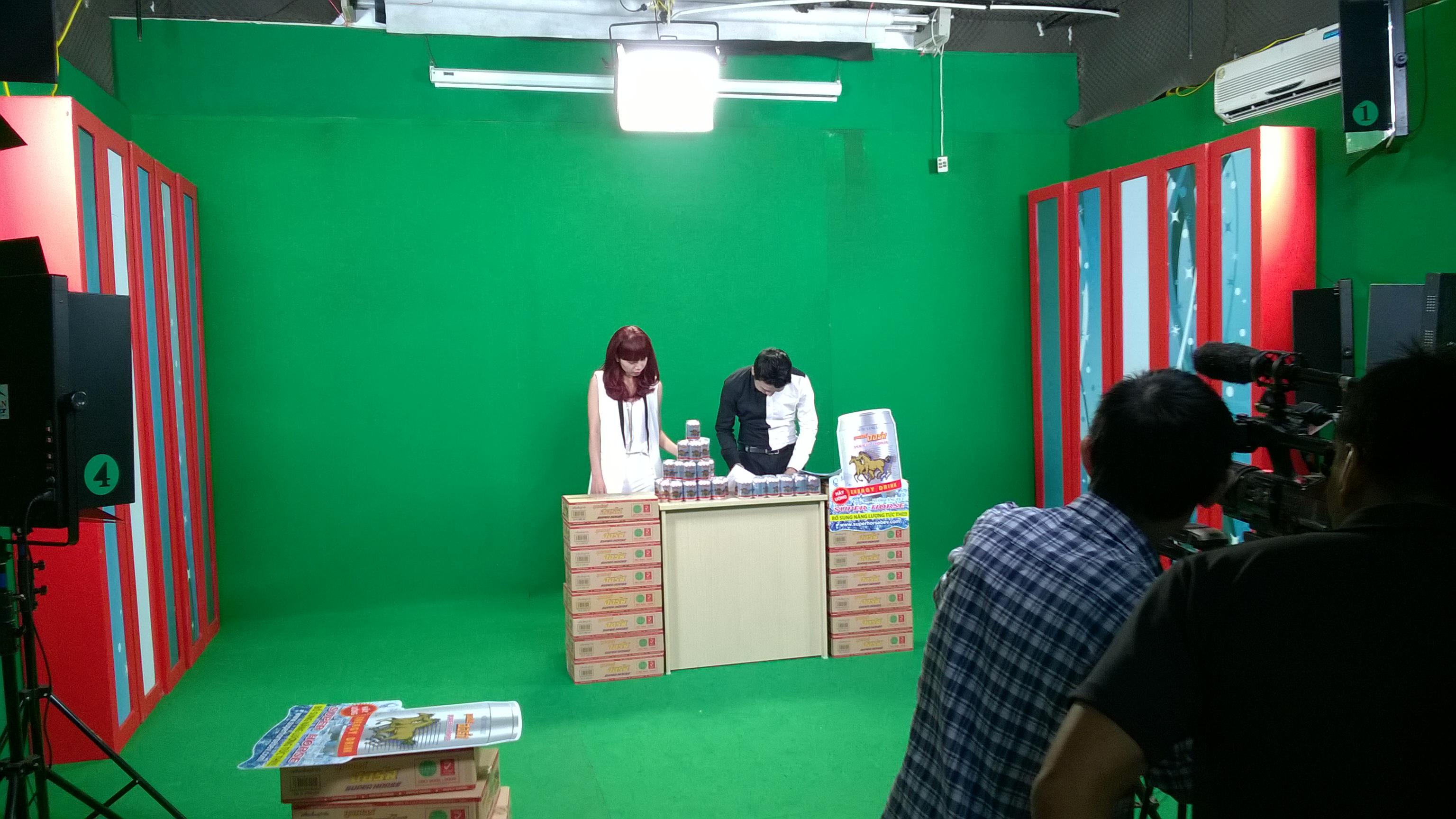 Dịch vụ quay clip quảng cáo sản phẩm