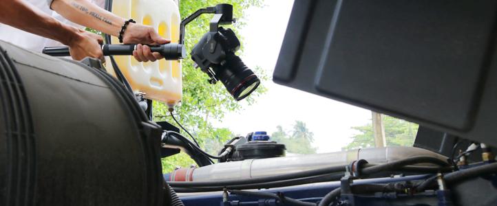 Dịch vụ quay phim giới thiệu sản phẩm tại Việt Nam