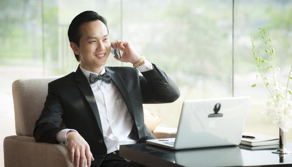 Chụp ảnh concept doanh nhân sang trọng, chuyên nghiệp
