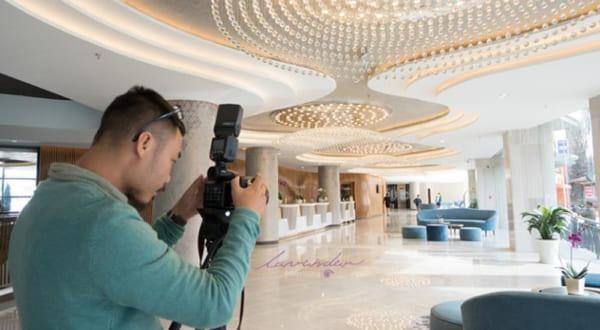 Trọn gói dịch vụ quay video quảng cáo khách sạn nhà hàng toàn quốc