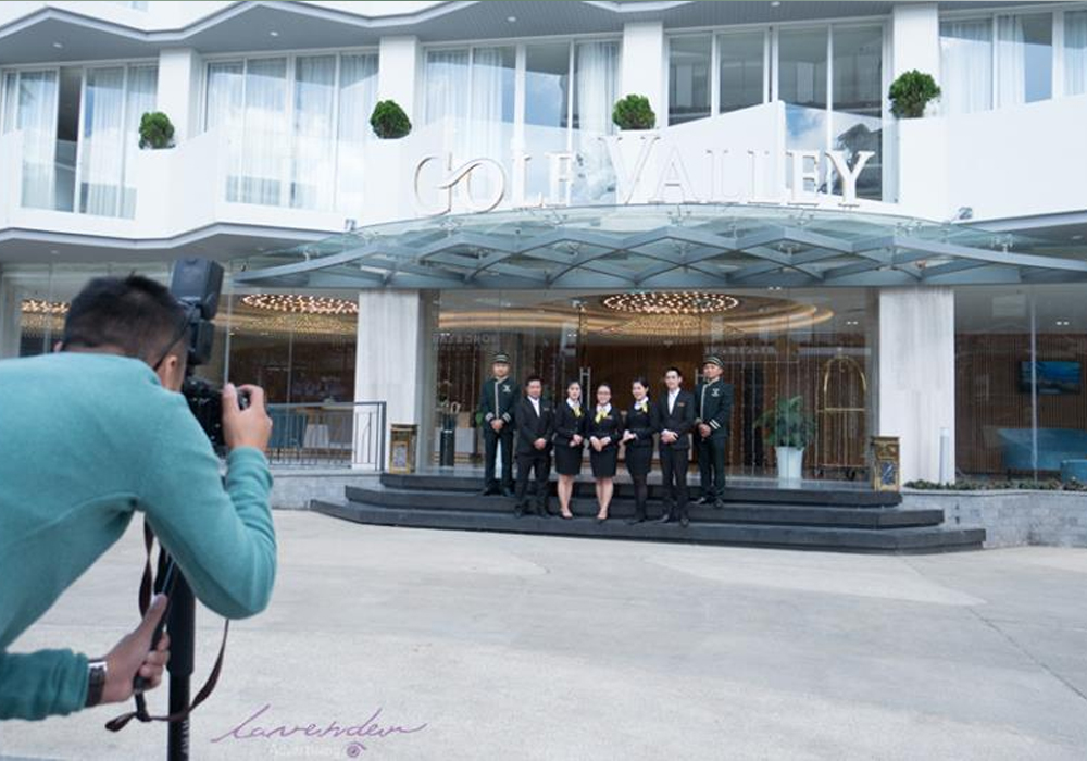 dịch vụ quay phim quảng cáo khách sạn nhà hàng
