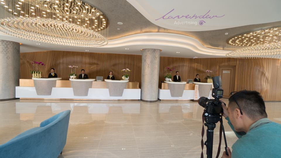 Giá quay phim quảng cáo khách sạn nhà hàng