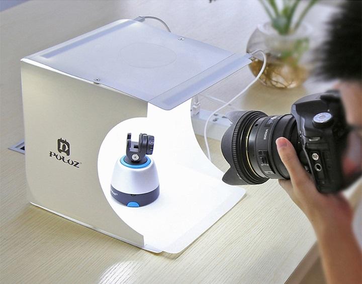 Chụp ảnh sản phẩm là gì