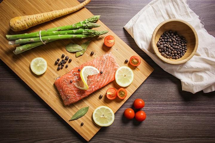 chụp ảnh thức ăn 1