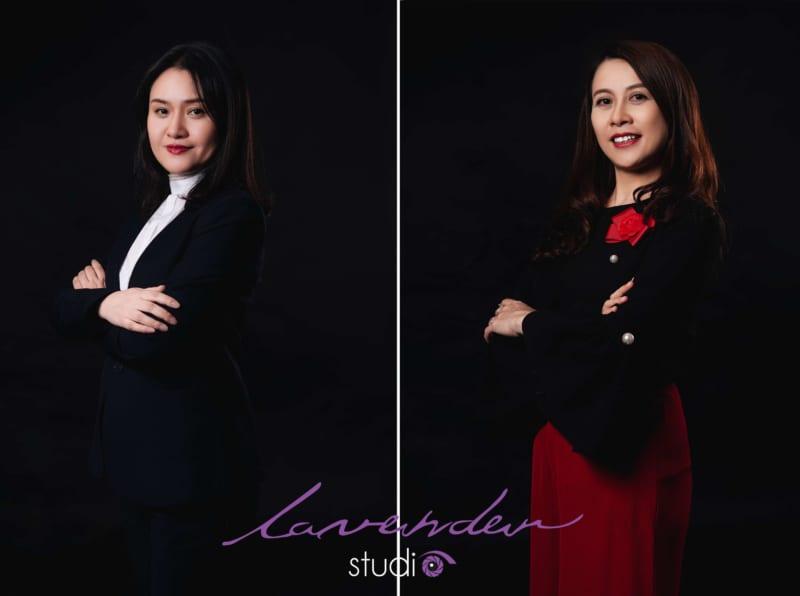 Đến với Lavender Studio bạn sẽ có được bộ ảnh profile nữ chất lượng nhất